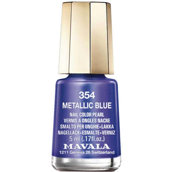 Mavala Mini Color Metallic Blue - Esmalte 5ml
