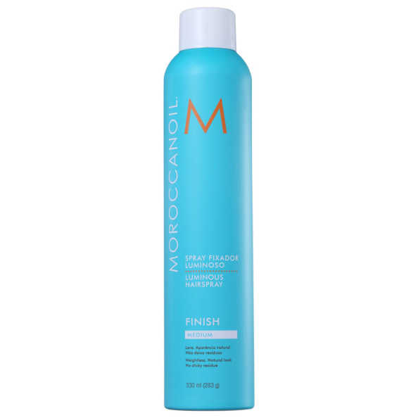 Moroccanoil Finish Luminous Hairspray Medium - Spray 330ml