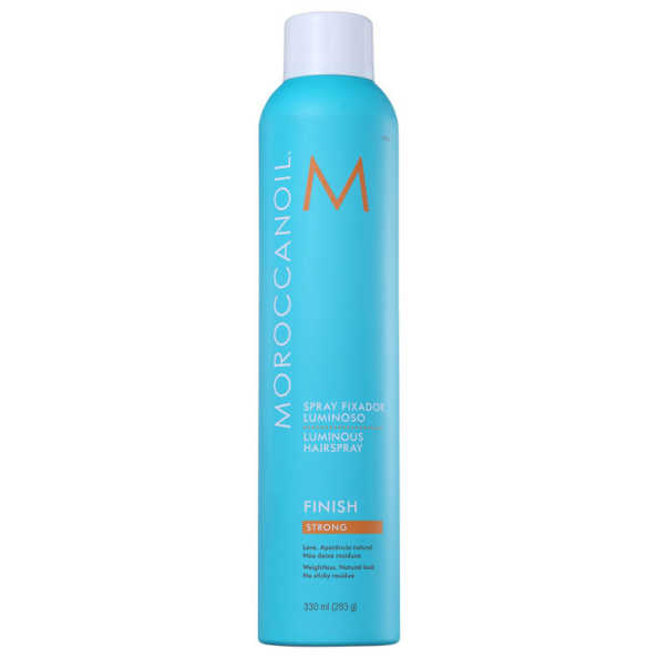 Moroccanoil Finish Luminous Hairspray Strong - Spray Fixador 330ml