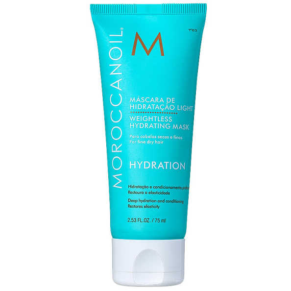Moroccanoil Light Hydrating Mask - Máscara 75ml