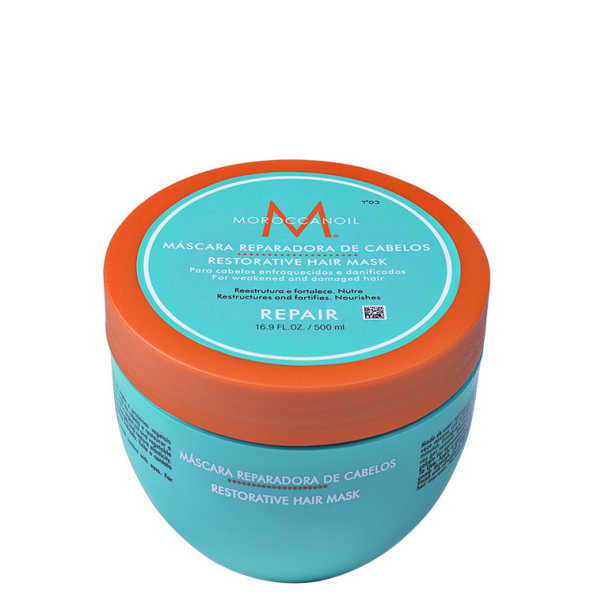 Moroccanoil Repair Restorative Hair Mask - Máscara de Tratamento 500ml