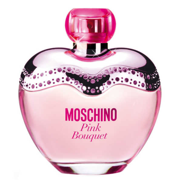 Pink Bouquet Moschino Eau de Toilette - Perfume Feminino 100ml