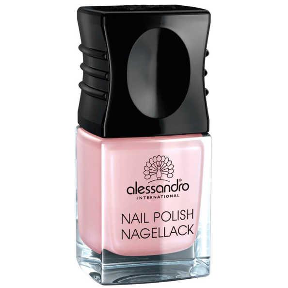 Alessandro Nail Polish Baby Pink - Esmalte 10ml