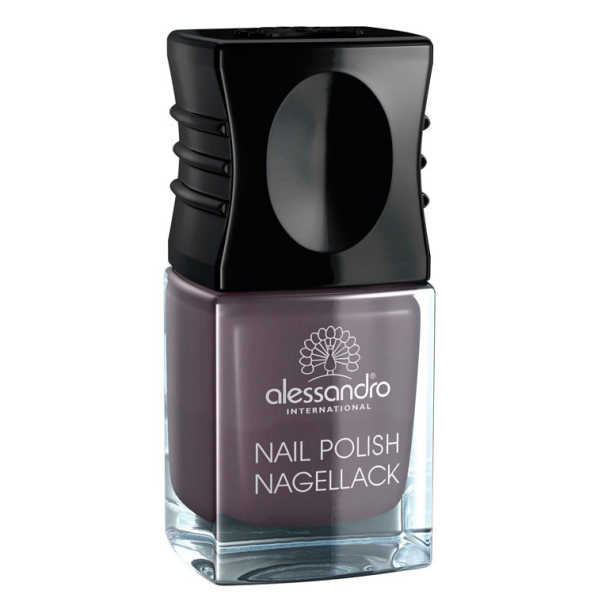 Alessandro Nail Polish Dusty Purple - Esmalte 10ml