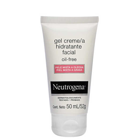 Neutrogena Oil Free Gel Creme - Hidratante Facial 50ml
