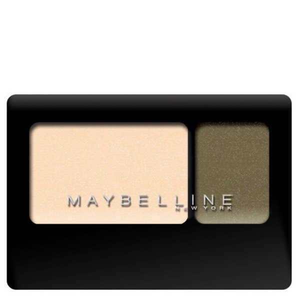 Maybelline New Expertwear Eyeshadow Duo Sunkissed Olive - Paleta de Sombras 2,4g