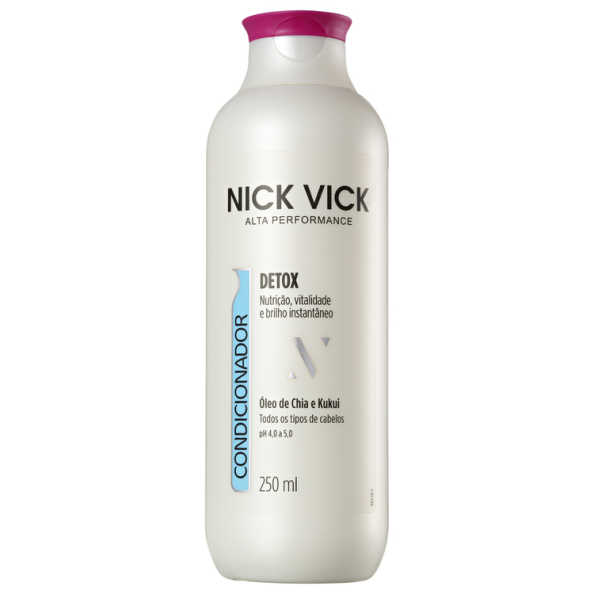 Nick & Vick PRO-Hair Cuidado Intenso Raiz e Fios - Condicionador 250ml
