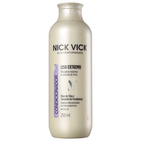 Nick & Vick PRO-Hair Liso Extremo - Condicionador 250ml