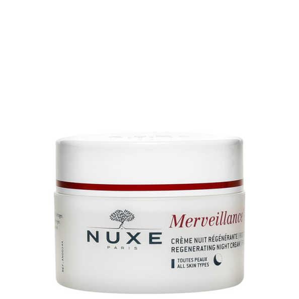 Nuxe Merveillance Expert Crème Nuit Régénérante - Creme Anti-Idade Noturno 50ml