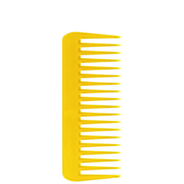 Océane Femme Color Comb Wide Amarelo - Pente