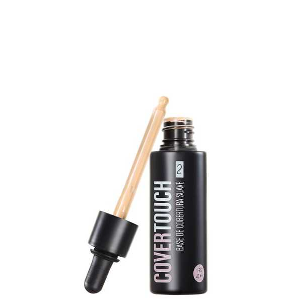 Cover Touch 2 - Base Líquida 30ml