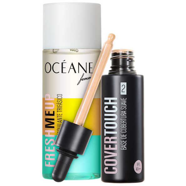 Océane Femme Cover Touch 2 Fresh Me Up Kit