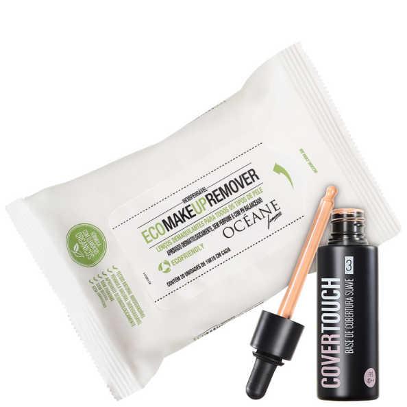 Océane Femme Cover Touch 3 Make Up Kit (2 Produtos)
