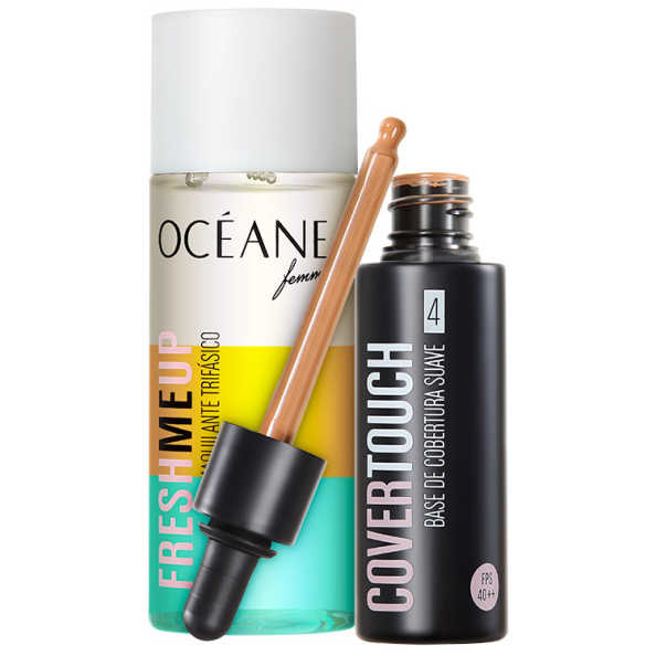 Océane Femme Cover Touch 4 Fresh Me Up Kit (2 Produtos)