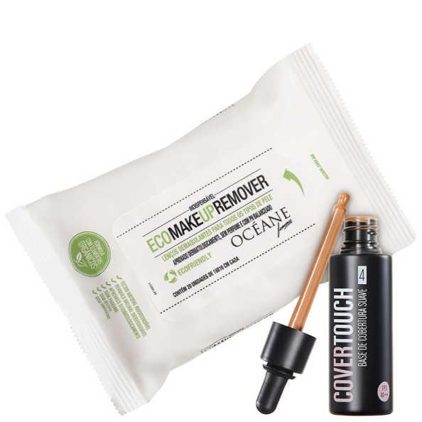 Océane Femme Cover Touch 4 Make Up Kit (2 Produtos)