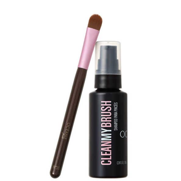 Océane Femme Dazzle Eyes Clean My Brush Kit (2 Produtos)