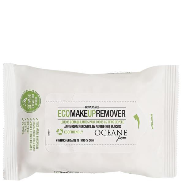 Eco Make Up Remover - Lenços Demaquilantes 20 un