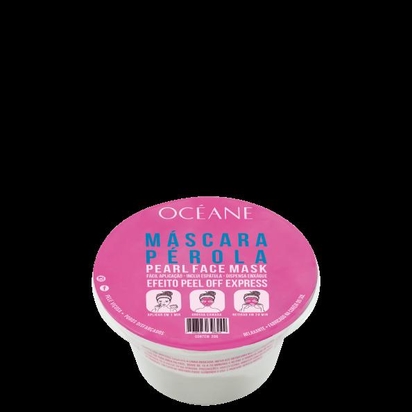Pearl Face Mask - Máscara Facial Pérola 28g