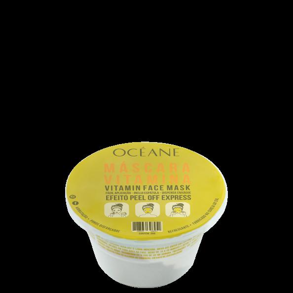 Vitamin Face Mask - Máscara Facial Vitamina 28g