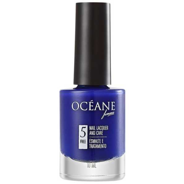 Océane Femme Nail Lacquer And Care Camille - Esmalte 10ml