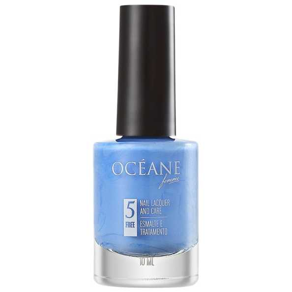 Océane Femme Nail Lacquer And Care Deauville - Esmalte 10ml