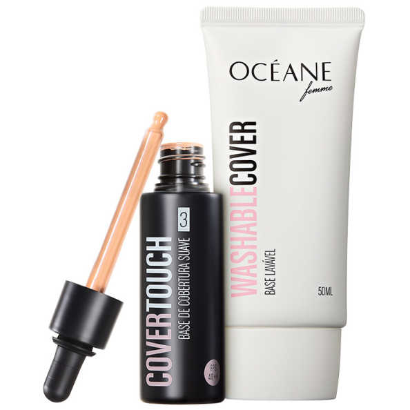 Océane Femme Perfect Cover 3 Kit (2 Produtos)