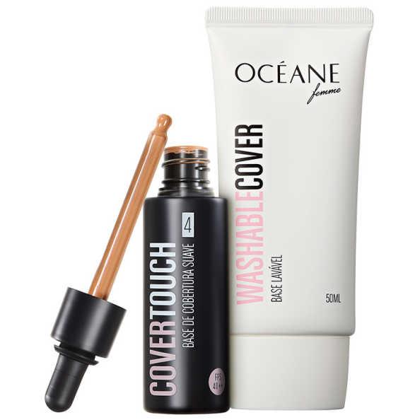 Océane Femme Perfect Cover 4 Kit (2 Produtos)