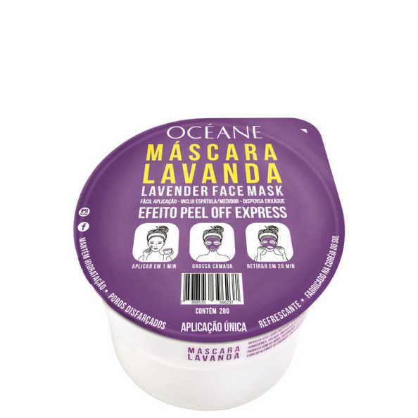 Lavander Face Mask - Máscara Facial Lavanda