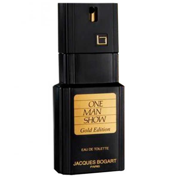 One Man Show Gold Edition Jacques Bogart Eau de Toilette - Perfume Masculino 100ml