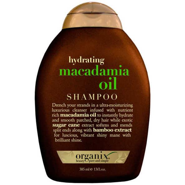 Organix Macadamia Oil - Shampoo 385ml