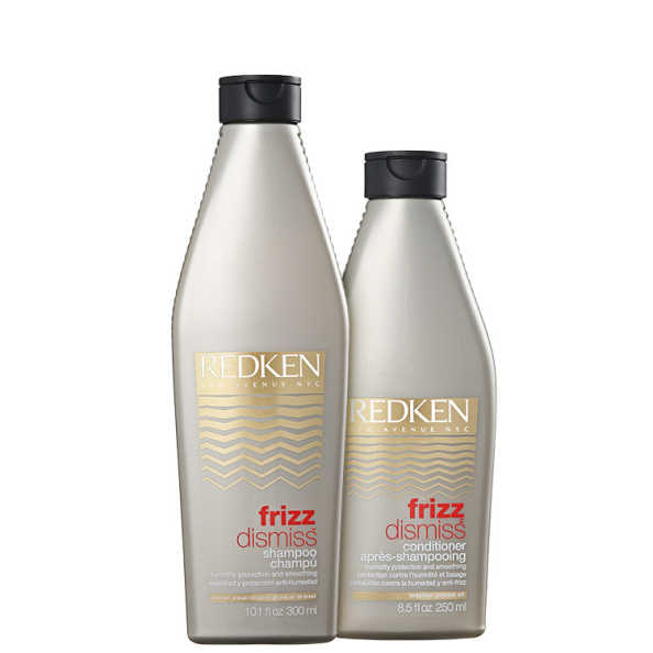 Redken Frizz Dismiss Duo Kit (2 Produtos)