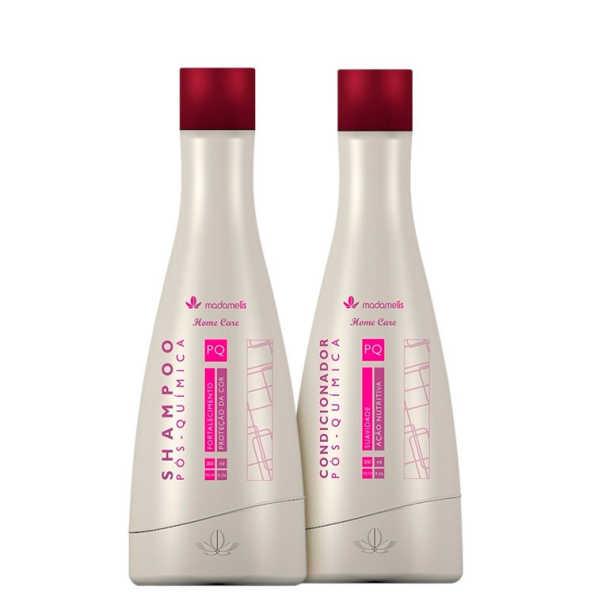 Madamelis Profissional Pós-Química Duo Kit (2 Produtos)