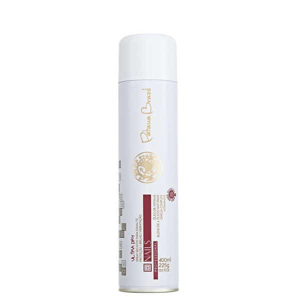 Pataua Brazil Nails Ultra Dry - Spray Secante para Esmaltes 400ml