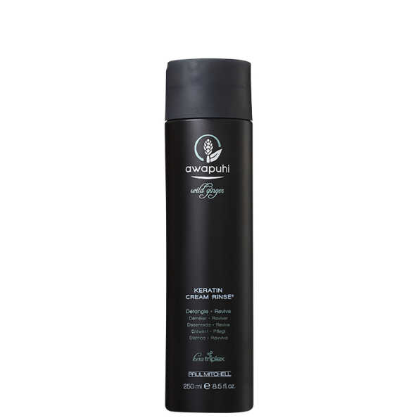 Paul Mitchell Awapuhi Wild Ginger Keratin Cream Rinse - Condicionador 250ml