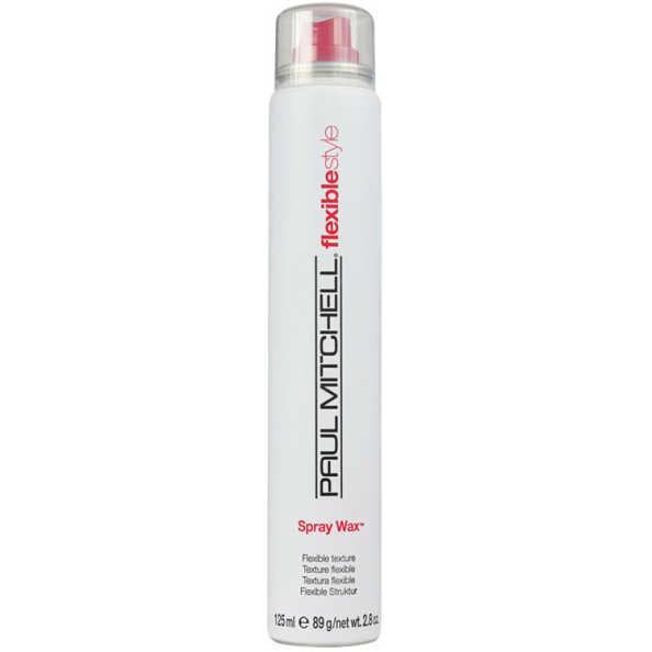 Paul Mitchell Flexible Style Spray Wax - Cera de Definição 125ml