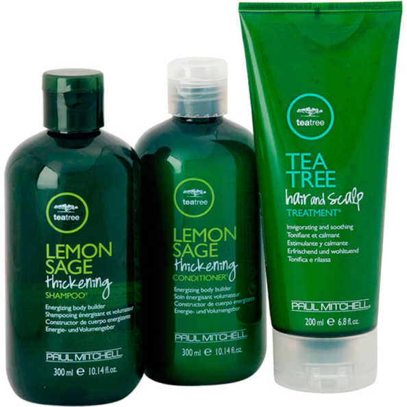 Paul Mitchell Tea Tree Deep Treatment Kit (3 Produtos)