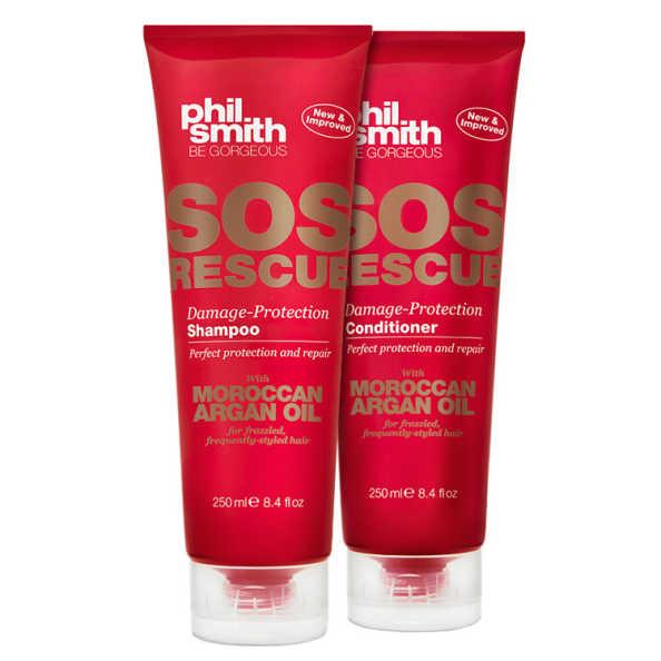 Phil Smith SOS Rescue Damage-Protection Duo Kit (2 Produtos)
