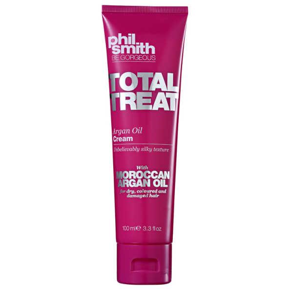 Phil Smith Total Treat Argan Oil Cream - Leave-In 100ml