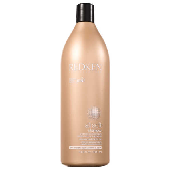 Redken All Soft - Shampoo 1000ml