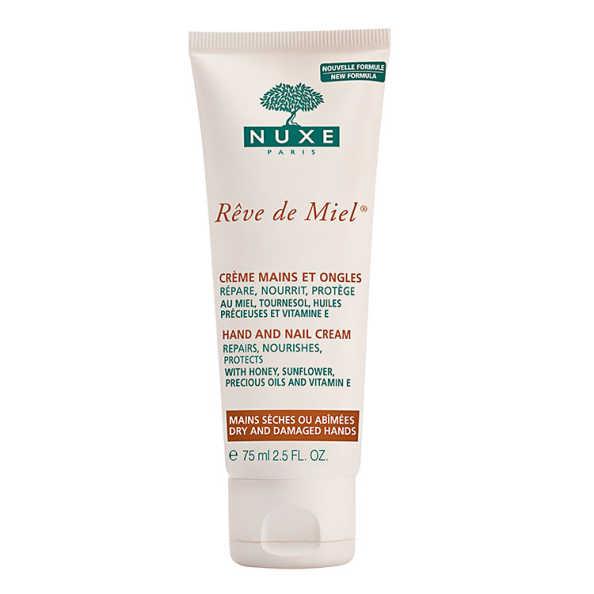 Nuxe Rêve de Miel Crème Mains et Ongles - Creme Para Mãos e Unhas 75ml