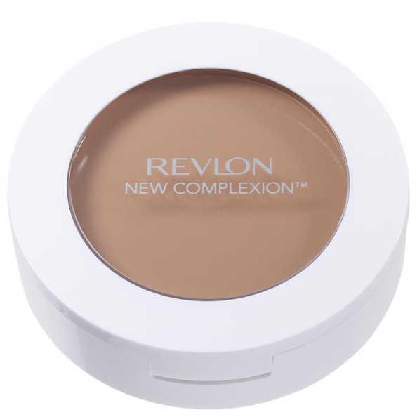 Revlon New Complexion One-Step Compact Makeup Natural Beige - Base 2 em 1 9,9g