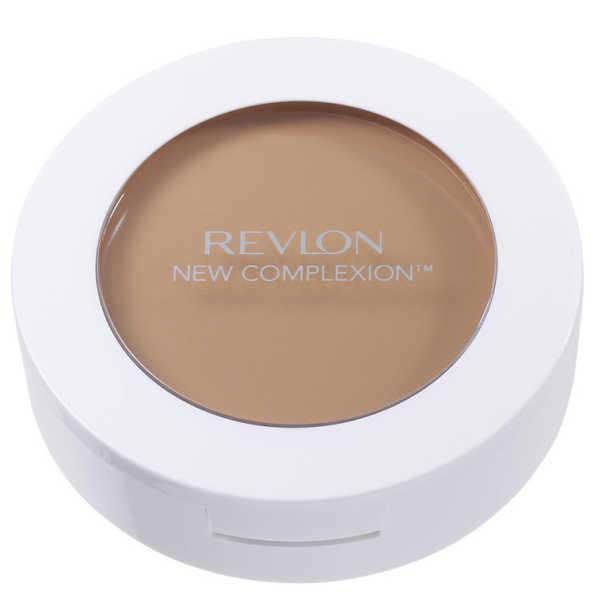 Revlon New Complexion One-Step Compact Makeup Sand Beige - Base 2 em 1 9,9g