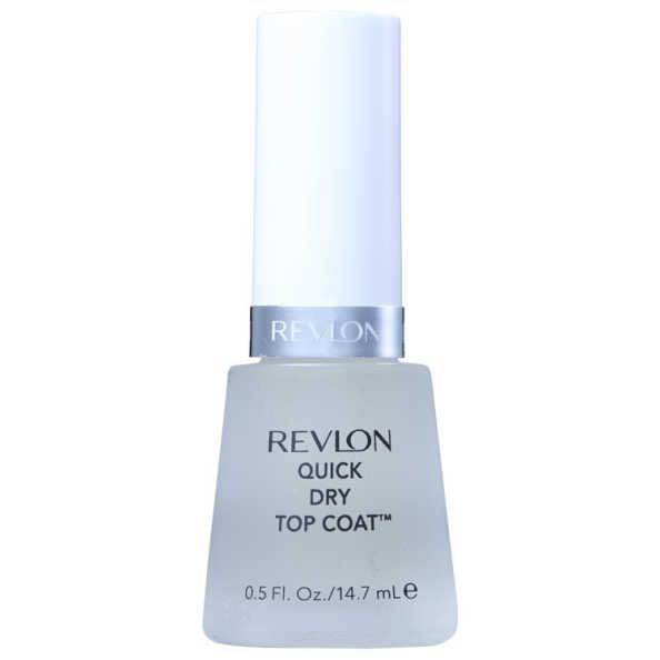 Revlon Quick Dry Top Coat - Base Finalizadora 14,7ml