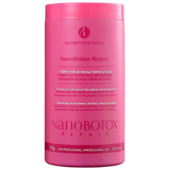 Richée Professional Nano Botox Repair – Repositor de Massa 1000g