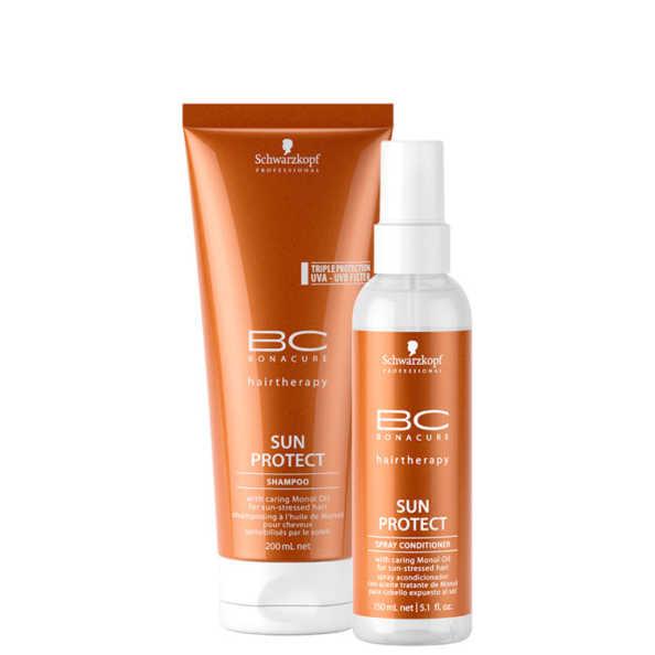 Schwarzkopf Professional BC Bonacure Sun Protect Spray Kit (2 Produtos)