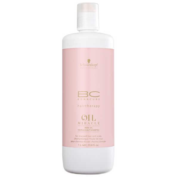 Schwarzkopf Professional BC Bonacure Oil Miracle Rose - Shampoo 1000ml