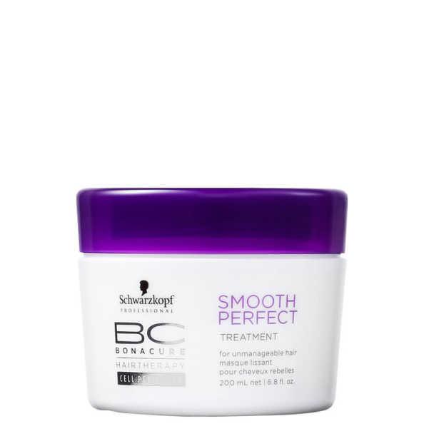 Schwarzkopf Professional BC Bonacure Smooth Perfect Treatment - Máscara 200ml