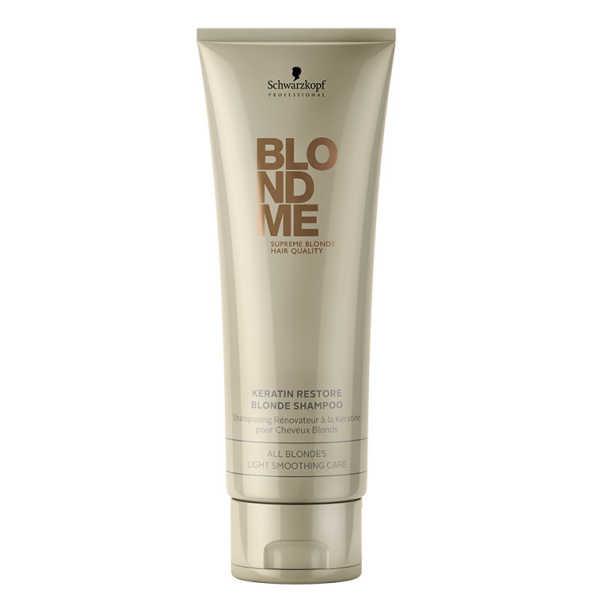 Schwarzkopf Professional Blondme Keratin Restore All Blondes - Shampoo 250ml