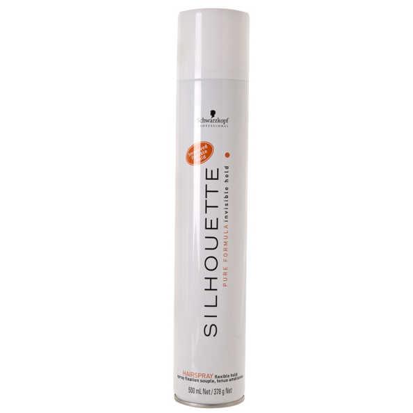 Schwarzkopf Professional Silhouette Hairspray Flexible Hold - Finalizador 500ml
