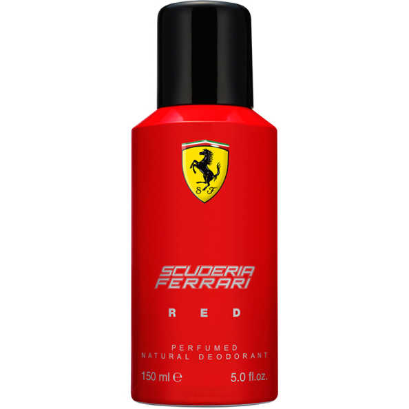 Ferrari Scuderia Red - Desodorante Masculino 150ml